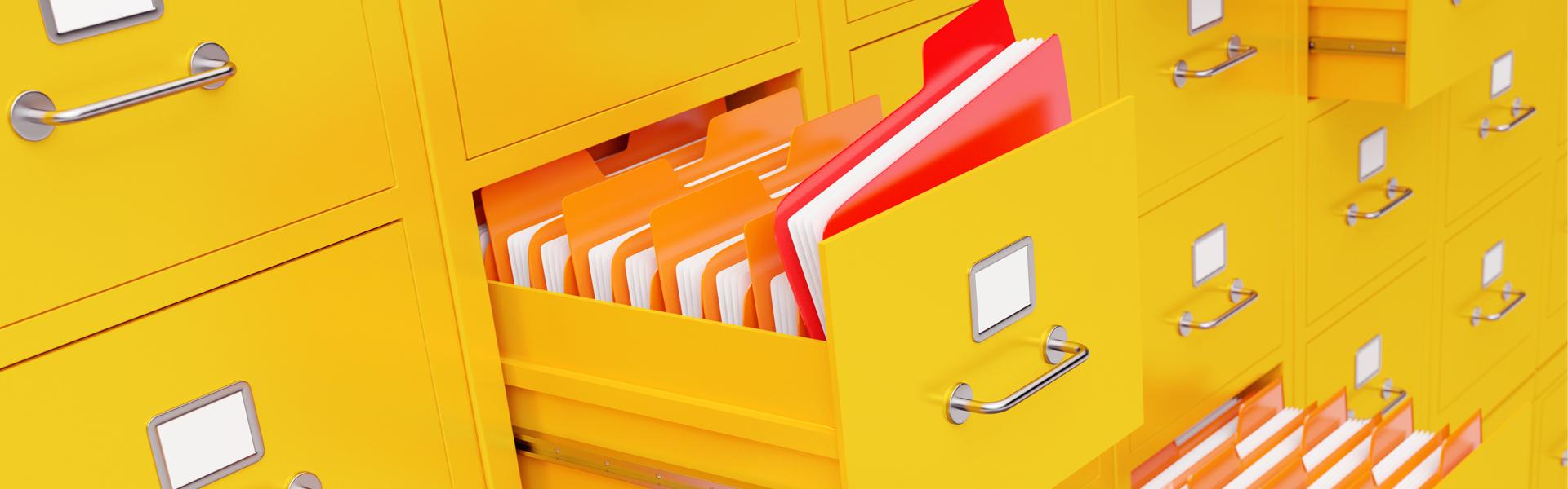 Contenitori Per Documenti Ufficio.Archiviazione Buffetti
