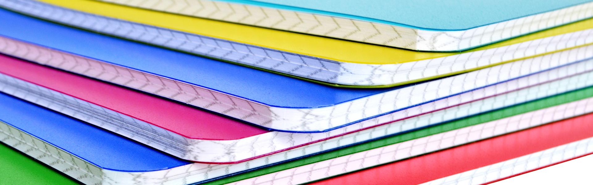 quaderni  Blocchi, quaderni e buste | Buffetti