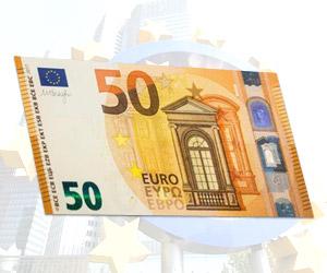 Nuova Banconota 50 Euro Bce