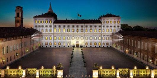 Palazzo Reale Torino Notte Bianca 7 Aprile 2017