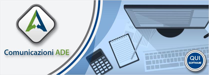 Software comunicazioni all'Agenzia delle Entrate